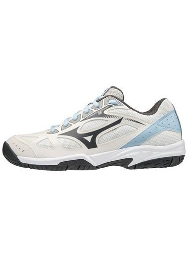Mizuno Cyclone Speed 2 Unisex Voleybol Ayakkabısı Beyaz Beyaz